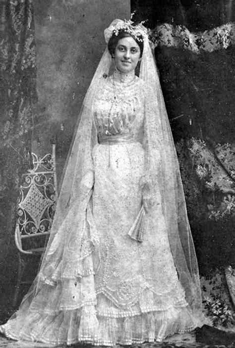 Dress Shand wedding fashion 27 stunning vintage photos of