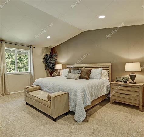 chambre marron beige int 233 rieur 233 l 233 gant chambre beige et marron avec literie
