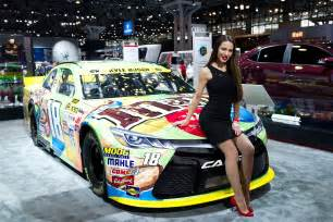 car shows new the lonely of an auto show model new york post