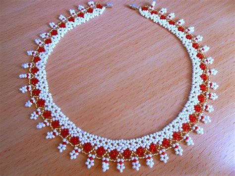 net necklace pattern 17 best images about tutorials beading stitches netting
