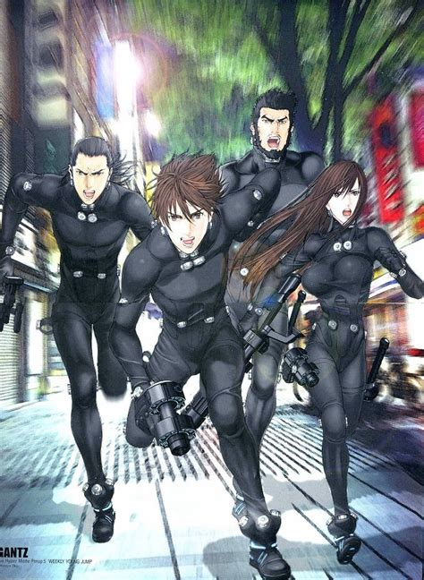 Gantz Anime Dsdy Size M 8 best gantz images on anime