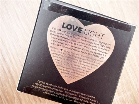 blinded by the light faced faced light prismatic highlighter blinded by the