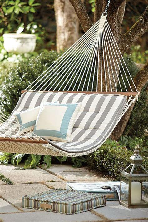 hamacas jardin hamacas para relajarte como te mereces este verano ideas