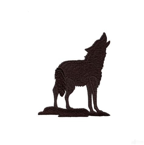Coyote Clipart Jackal Clipart Coyote Pencil And In Color Jackal Clipart