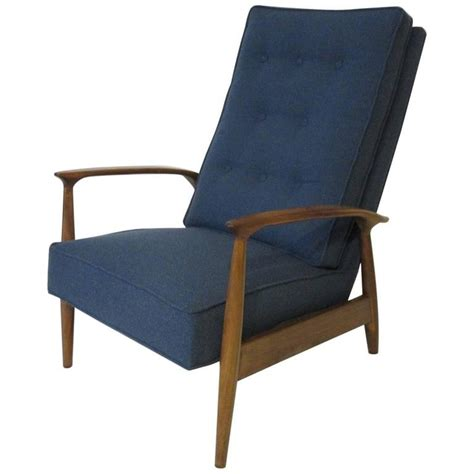 thayer coggin recliner milo baughman recliner for thayer coggin for sale at 1stdibs