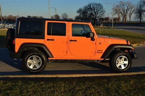 Jeep Wrangler Unlimited Sport Review 2013 Jeep Wrangler Unlimited Prices Specs Reviews Html