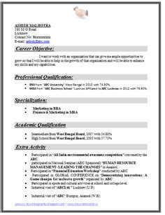 10000 cv and resume sles with free one page excellent resume sle for mba student resume exle 2018 that will show you how to craft a winning resume get more sles