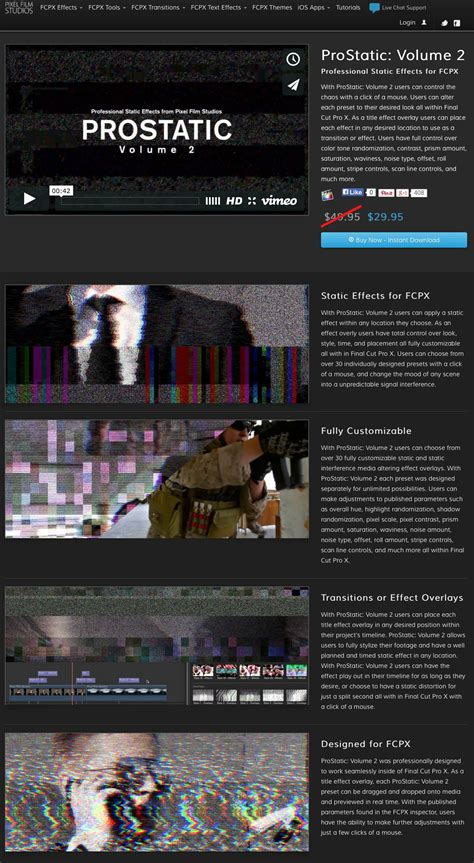 final cut pro effects free download free plugin final cut pro x