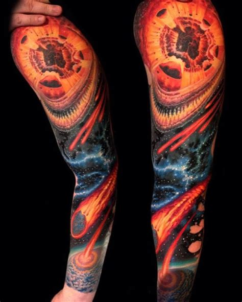 comet tattoo 17 best images about space cosmic tattoos on