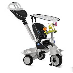 smart trike recliner 4 in 1 tricycle black pon 852