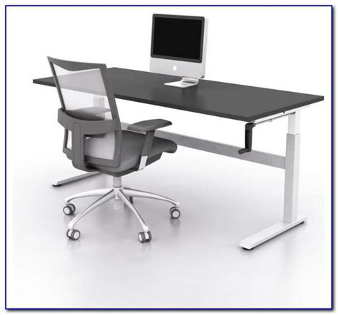 manual height adjustable desk manual modtable height adjustable desk desk home