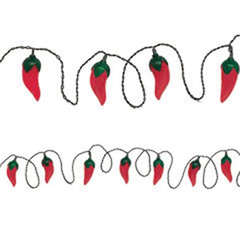 chili pepper christmas lights pepper light string jpg