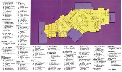 oakridge mall san jose map of stores mall memories san mateo fashion island redux