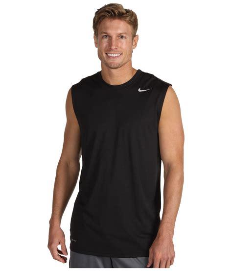 Sleeveless Shirt nike dri fit legend sleeveless shirt zappos