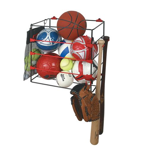 Sports Equipment Rack by Garage Rack In Sports Equipment Organizers