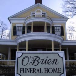 o brien funeral home funeral services cemeteries 24