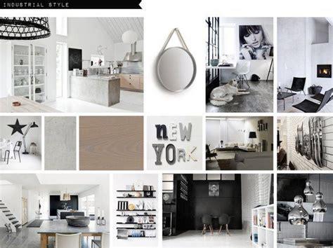 interieuradviseur nieuwe stijl style moodboard industrial interieur pinterest