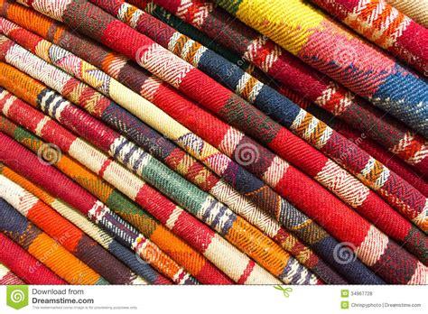 Karpet Nmax Original stack of original carpets royalty free stock