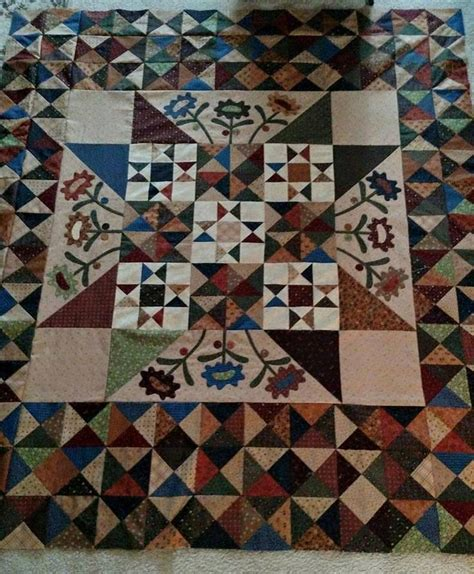 pattern is late bloomers by diehl quilting 2