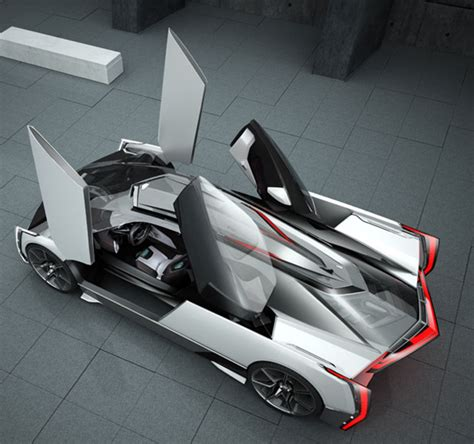 Lamborghini Torino Sport Bl if darth vader had a car it would be this killer cadillac