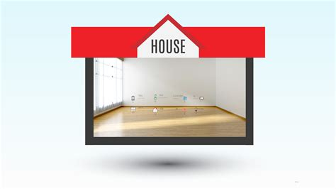 House Project Animated Prezi Classic Template Preziland Prezi Classic Templates