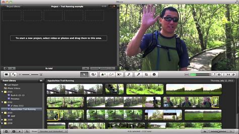 tutorial imovie 10 0 8 imovie 11 tutorial select to playhead youtube