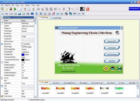 software untuk membuat video tutorial software untuk membuat autorun cd tutorial keripiku blog