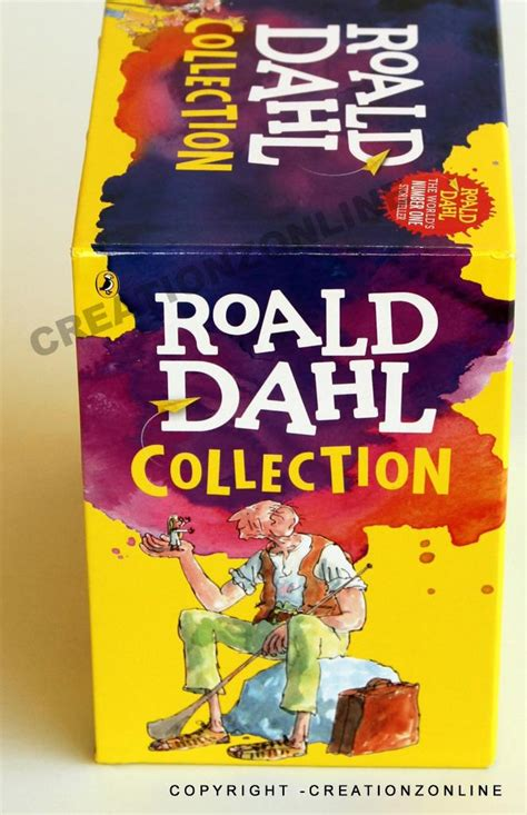 Roald Dahl Collection roald dahl collection a phizz whizzing 15 classic books