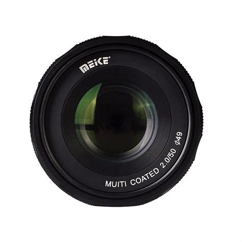 Meike Lens 50mm F 2 0 For Fujifilm meike mk fx 50 2 0 50mm f 2 0 fujifilm x lenses and