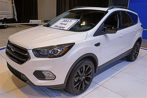 model of ford ford escape