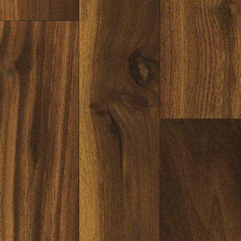 Shaw Flooring Laminate Shaw Collection Northern Walnut 8 Mm Thick X 7 99 In Wide X 47 9 16 In Length Laminate