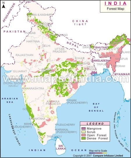 northern lights textbook pdf forest vegetation map of india shows the eco regions in