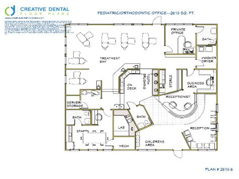 dental clinic floor plan pediatric dental office floor plans