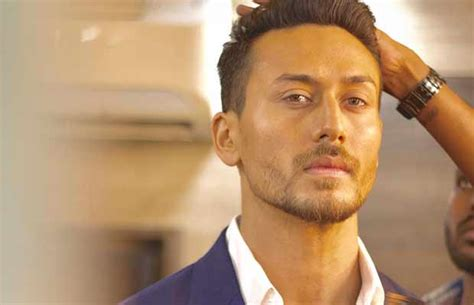 tiger shroff hair style tiger shroff s new look will make you go weak in your knees