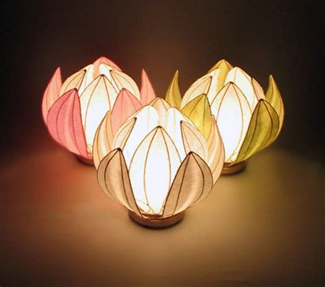 How To Make Paper Lotus Lantern - and unique origami lantern 2016
