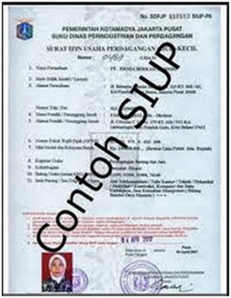 pengurusan siup surat ijin usaha perdagangan motorcycle
