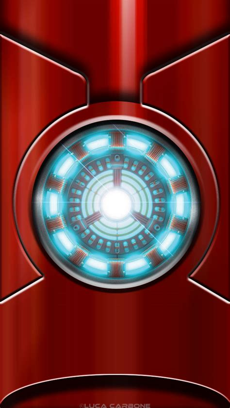 iron man arc reactor troopervb deviantart