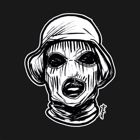 Schoolboy Q Drawing by Schoolboy Q Mask Schoolboy Q T Shirt Teepublic