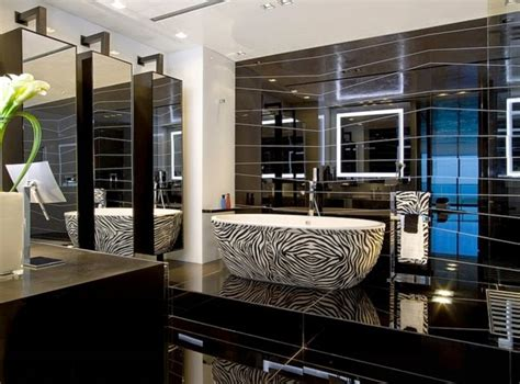 Spa Style Bathroom Ideas by 17 Modern Luxury Bathroom Designs Black Gray Color Schemes