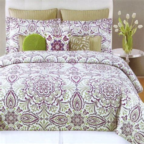 max studio 3pc king duvet cover set moroccan medallion