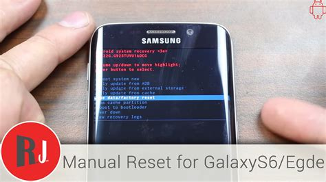 reset on samsung galaxy s6 how do i wipe my laptop back to factory settings samsung