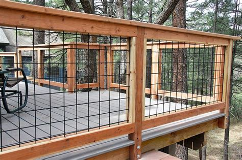 Installing Banister 17 Best Images About Deck Doin S On Pinterest Wire Deck