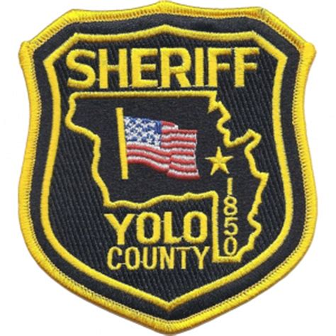 Yolo County Search Deputy Sheriff Jose Antonio Quot Tony Quot Diaz Yolo County Sheriff S Office California