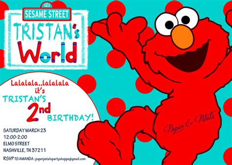 Elmo Template For Invitations best photos of elmo envelope template elmo and nose