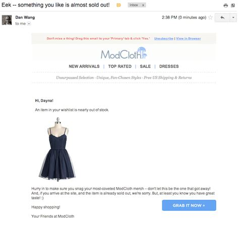 13 Amazing Abandoned Cart Emails And What You Can Learn From Them Abandoned Cart Email Template Shopify