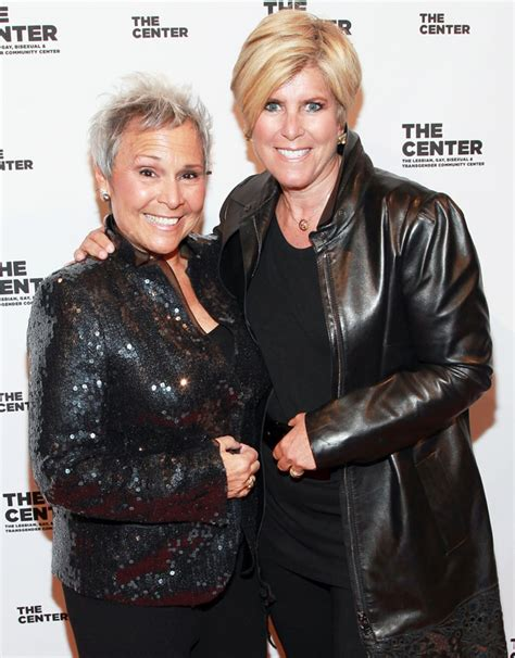 Suze Orman Comes Out Of The Closet by Suze Orman Coming Out Stories Us Weekly