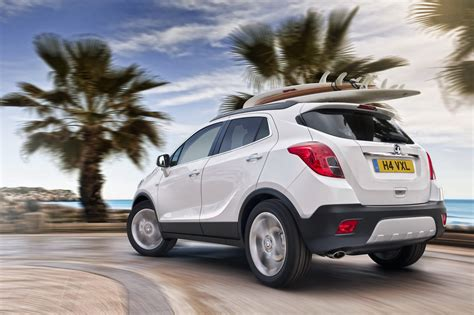 opel vauxhall opel mokka small crossover photos and details