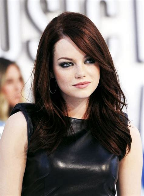 darker hair colors 35 rich and sultry brown hair color ideas