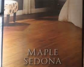 Unfinished Laminate Flooring - home legend hand scraped maple sedona hardwood flooring ebay