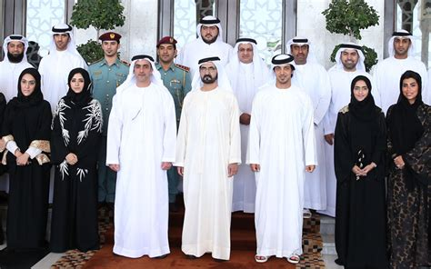 corporate sheik hair cuts sheikh mohammed chairs cabinet meeting emirates 24 7